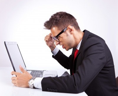 Не работает ноутбук