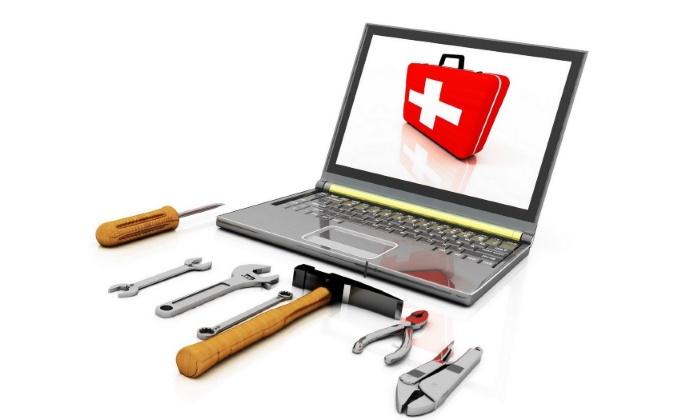 Ремонт ноутбуков в спб или на дому
